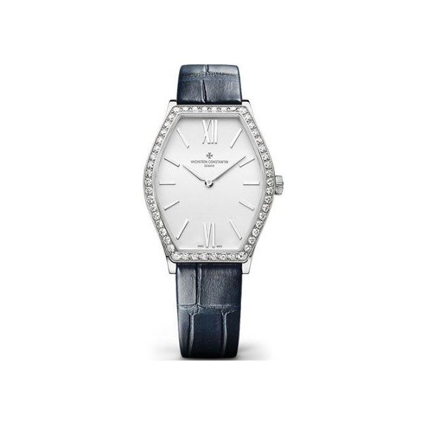 VACHERON CONSTANTIN MALTE SMALL MODEL 18KT WHITE GOLD LADIES WATCH