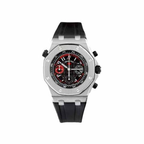 AUDEMARS PIGUET ROYAL OAK OFFSHORE 26040 ALINGHI POLARIS STAINLESS STEEL 42MM MEN'S WATCH