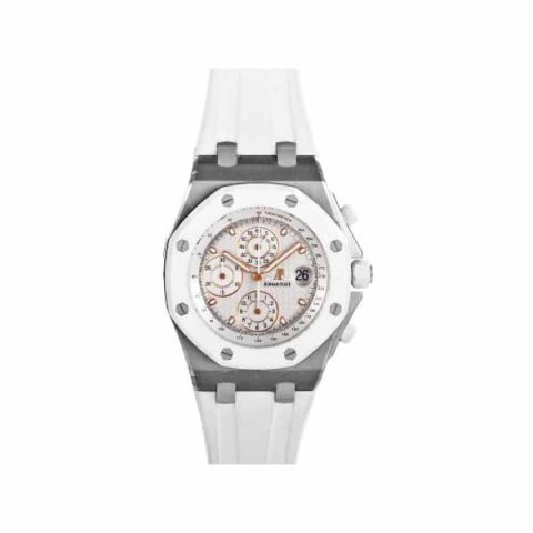 AUDEMARS PIGUET ROYAL OAK OFFSHORE CHRONOGRAPH PRIDE OF SIAM STAINLESS STEEL 42MM MEN'S WATCH