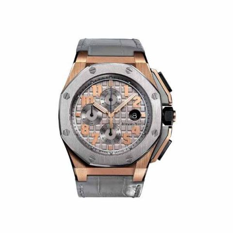 AUDEMARS PIGUET ROYAL OAK OFFSHORE LIMITED EDITION OF 600 PCS LBJ SIGNATURE 44MM MEN'S WATCH