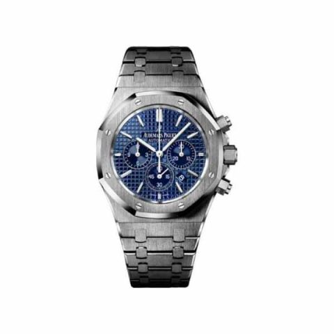 AUDEMARS PIGUET ROYAL OAK CHRONOGRAPH STAINLESS STEEL 41MM MEN'S WATCH