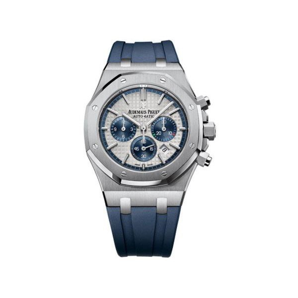 AUDEMARS PIGUET BOUTIQUE ROYAL OAK CHRONOGRAPH LIMITED EDITION STAINLESS STEEL 41MM MEN'S WATCH