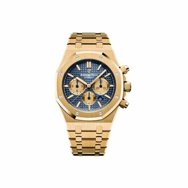 AUDEMARS PIGUET ROYAL OAK 18KT YELLOW GOLD 41MM MEN'S WATCH