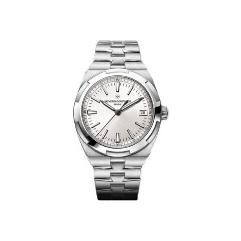 VACHERON CONSTANTIN OVERSEAS STAINLESS STEEL 41MM MEN'S WATCH REF. 4500V/110A-B126