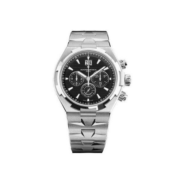 VACHERON CONSTANTIN OVERSEAS CHRONOGRAPH STAINLESS STEEL 42MM MEN'S WATCH