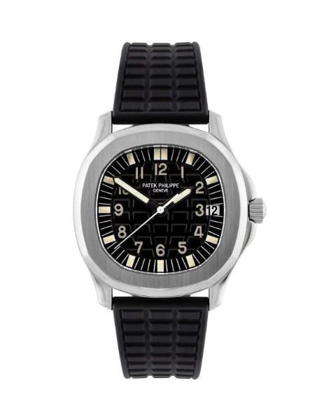PATEK PHILIPPE AQUANAUT 5066/1A-001 STAINLESS STEEL WATCH