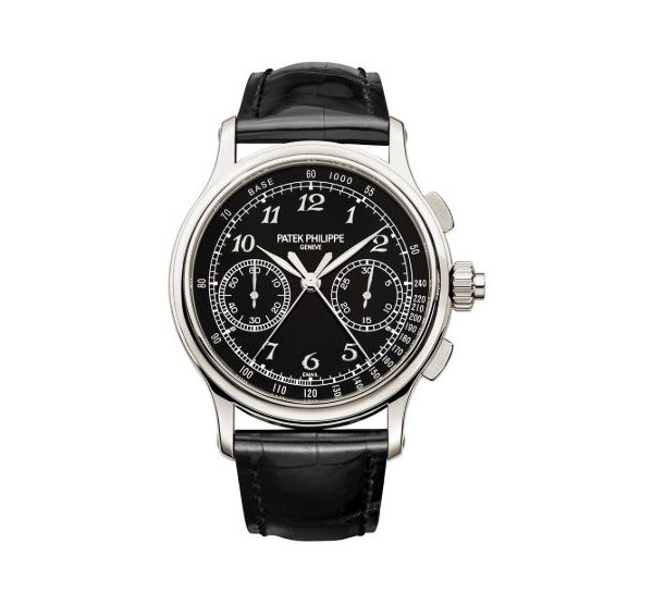 PATEK PHILIPPE GRAND COMPLICATIONS 5370P-001 SPLIT SECONDS CHRONOGRAPH PLATINUM