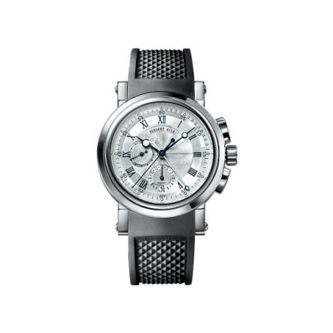 BREGUET MARINE 18KT WHITE GOLD 42MM MEN'S WATCH