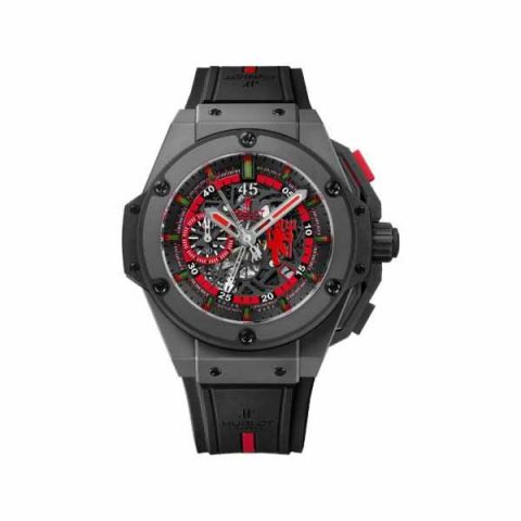 HUBLOT BIG BANG KING POWER RED DEVIL LIMITED EDITION OF 500 PCS MEN'S WATCH