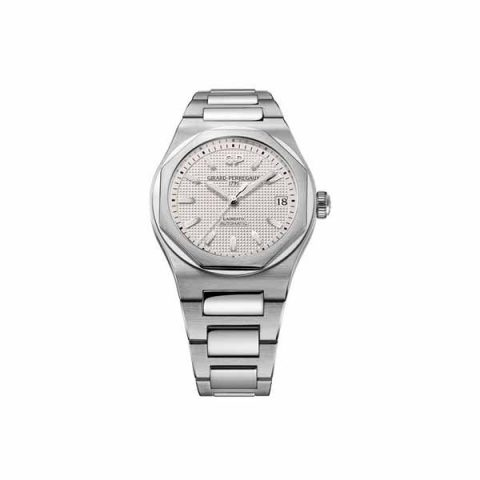 GIRARD PERREGAUX LAUREATO STAINLESS STEEL 42MM MEN'S WATCH