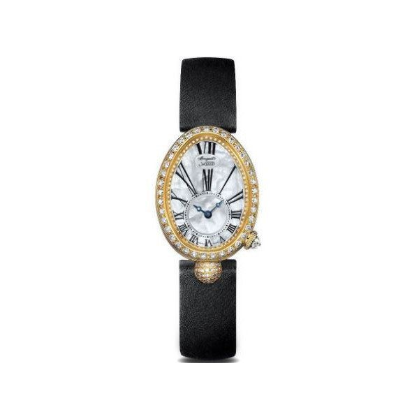 BREGUET REINE DE NAPLES 18KT YELLOW GOLD 28MM LADIES WATCH