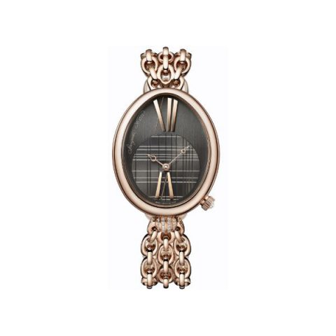 BREGUET REINE DE NAPLES AUTOMATIC 18KT ROSE GOLD 35MM LADIES WATCH