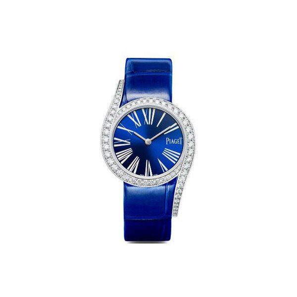 PIAGET LIMELIGHT GALA 32MM 18KT WHITE GOLD LADIES WATCH