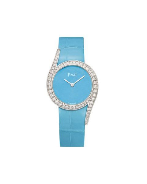 PIAGET LIMELIGHT GALA 18KT WHITE GOLD 32MM LADIES WATCH
