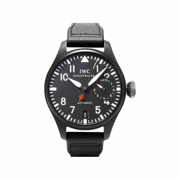 IWC BIG PILOTS TOP GUN CERAMIC 48MM MEN'S WATCH