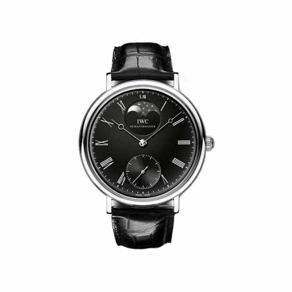 IWC Pre-owned Vintage Portofino Stainless Steel 46mm Men's Watch