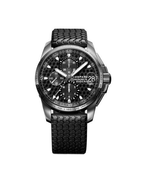 CHOPARD MILLE MIGLIA GRAN TURISMO CHRONO LIMITED EDITION 1000 PCS STAINLESS STEEL 44MM MEN'S WATCH
