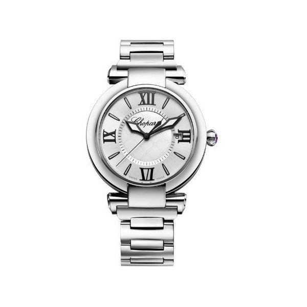 CHOPARD IMPERIALE STAINLESS STEEL 40MM LADIES WATCH