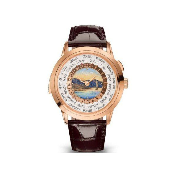 PATEK PHILIPPE GRAND COMPLICATIONS 18KT ROSE GOLD 40.2MM MEN'S WATCH