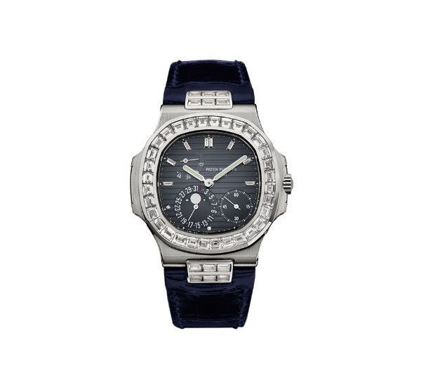 PATEK PHILIPPE PRE-OWNED NAUTILUS 5724G-001 18KT WHITE GOLD WATCH (DISCONTINUED)