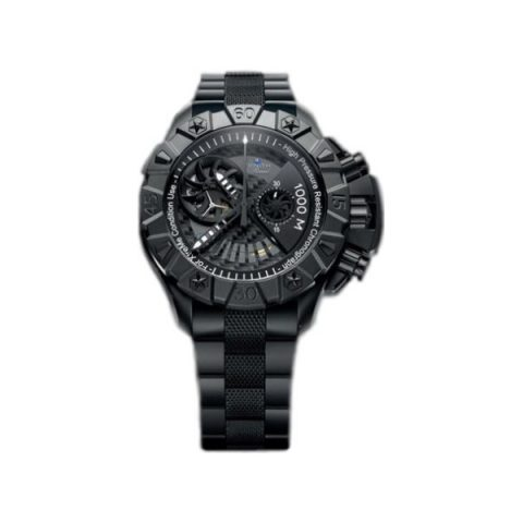 ZENITH DEFY XTREME OPEN SEA LIMITED EDITION TITANIUM 46MM MEN'S WATCH