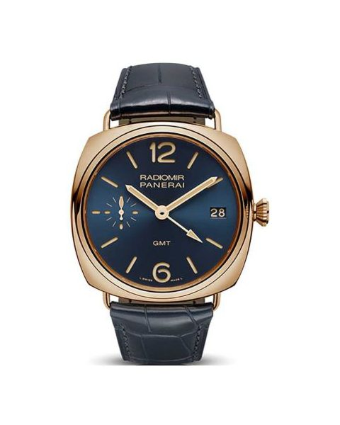 PANERAI RADIOMIR LIMITED EDITION TO 200 PCS 18KT ROSE GOLD 47MM MEN'S WATCH
