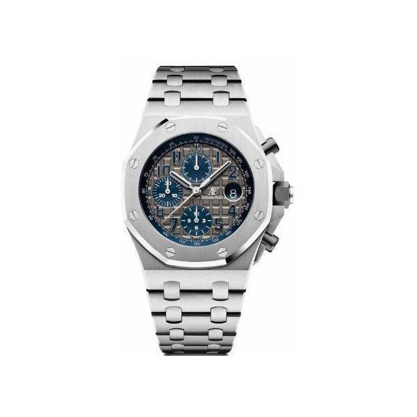 AUDEMARS PIGUET ROYAL OAK OFFSHORE QEII CUP 2018 TITANIUM 42MM MEN'S WATCH