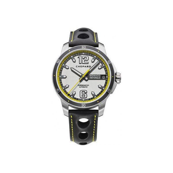CHOPARD GRAND PRIX DE MONACO HISTORIQUE TITANIUM 44.5MM MEN'S WATCH