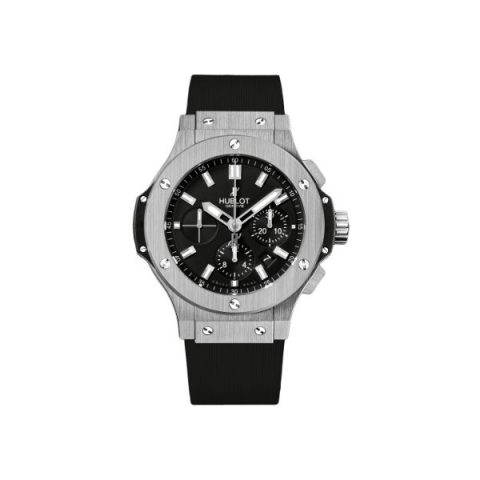 HUBLOT BIG BANG CHRONOGRAPH STAINLESS STEEL 44MM MEN'S WATCH