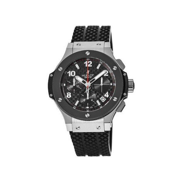 HUBLOT BIG BANG CHRONOGRAPH STAINLESS STEEL 41MM MEN'S WATCH