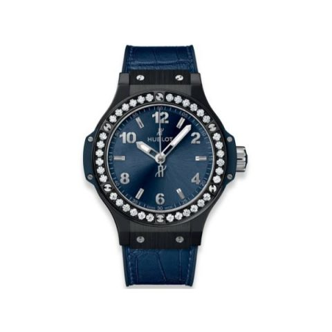 HUBLOT BIG BANG CERAMIC 38MM LADIES WATCH