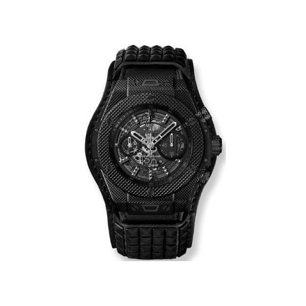 HUBLOT BIG BANG UNICO DEPECHE MODE CERAMIC 45MM MEN'S WATCH