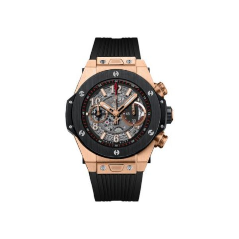 HUBLOT BIG BANG UNICO 18KT ROSE GOLD 45MM MEN'S WATCH