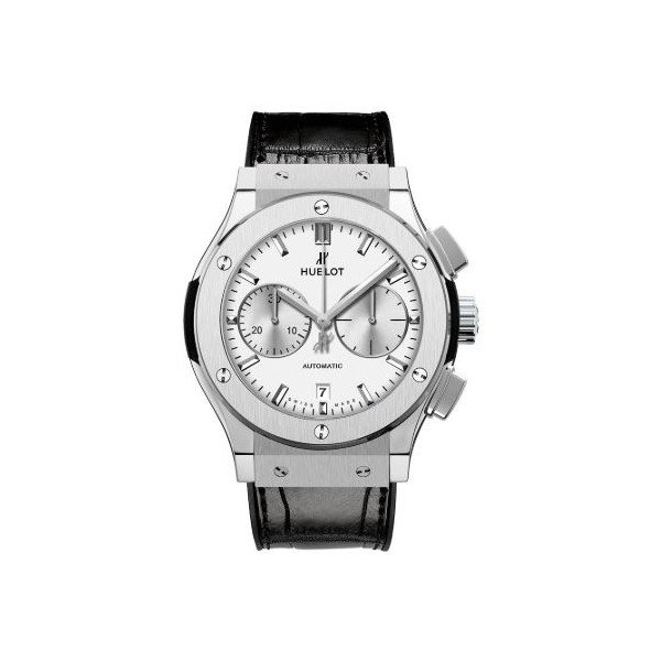 HUBLOT CLASSIC FUSION CHRONOGRAPH TITANIUM 45MM MEN'S WATCH