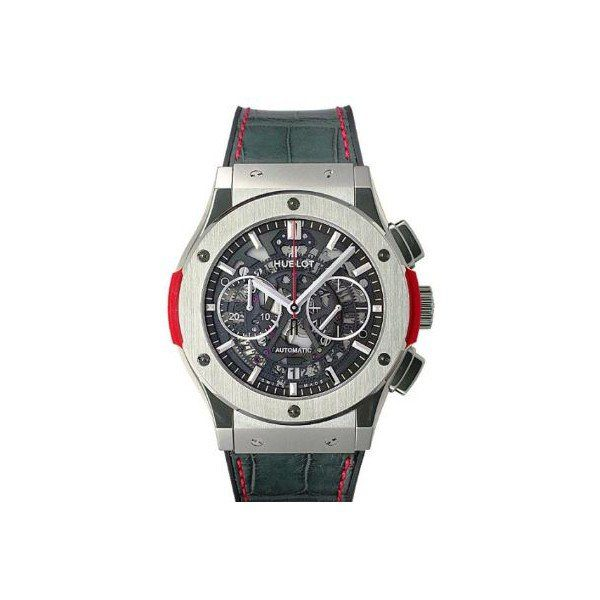 HUBLOT CLASSIC FUSION SPECIAL EDITION TITANIUM 45MM MEN'S WATCH