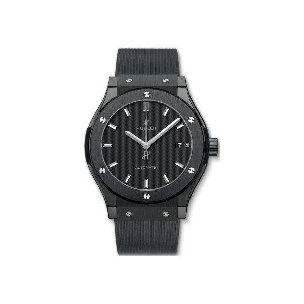 HUBLOT CLASSIC FUSION CERAMIC 42MM MEN'S WATCH