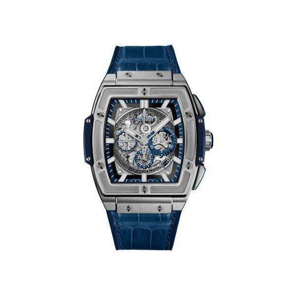 HUBLOT SPIRIT OF BIG BANG TITANIUM 45MM MEN'S WATCH