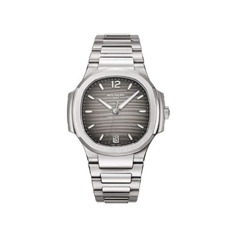PATEK PHILIPPE NAUTILUS STAINLESS STEEL 35MM LADIES WATCH