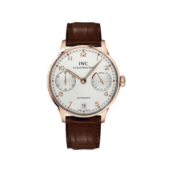 IWC PORTUGUESE 18KT ROSE GOLD 42MM MEN'S WATCH