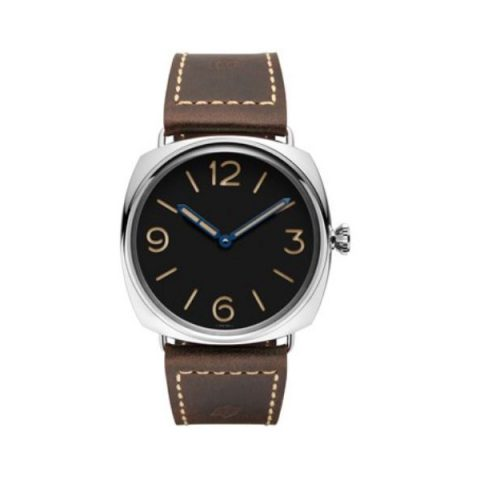 PANERAI RADIOMIR 3 DAYS ACCIAIO ANONIMO LIMITED EDITION OF 1000 PIECES STAINLESS STEEL 47MM MEN'S WATCH