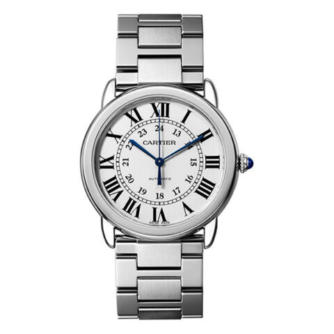 Cartier Pre-owned Ronde Solo Stainless Steel 36mm Ladies Watch