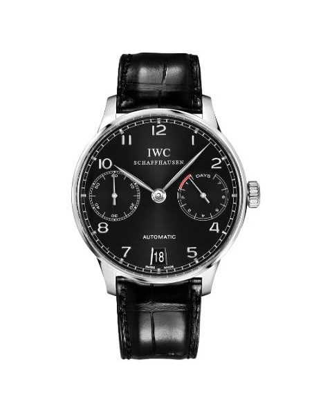 IWC PORTUGUESE STAINLESS STEEL 42MM MEN'S WATCH
