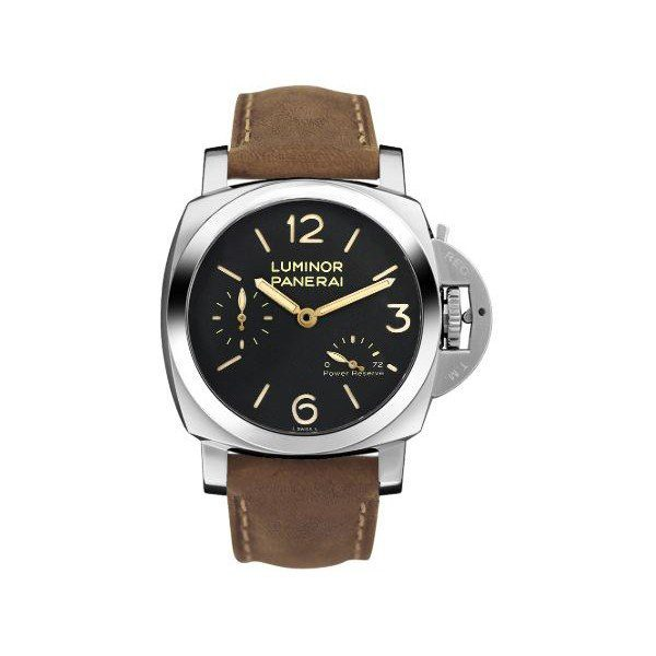 PANERAI HISTORIC LUMINOR 1950 3 DAYS STAINLESS STEEL 47MM MEN'S WATCH
