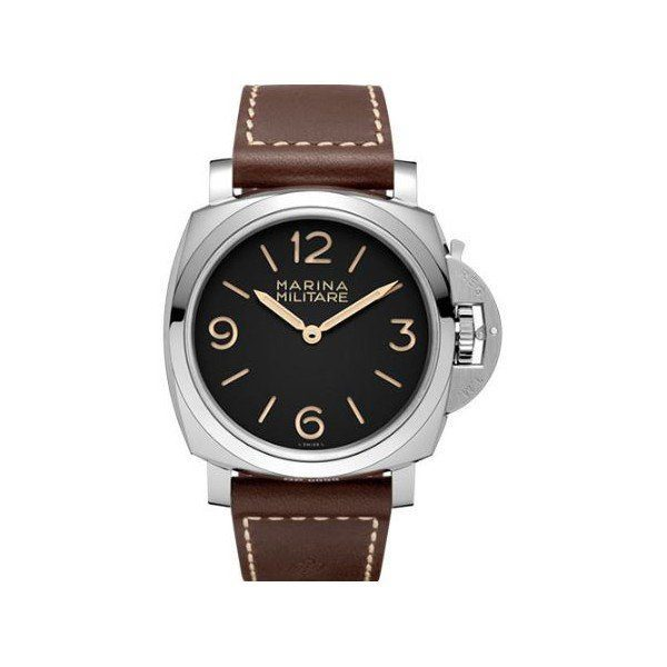 PANERAI LUMINOR 1950 MARINA MILITARE 3 DAYS ACCIAIO LIMITED EDITION OF 1000 PIECES STAINLESS STEEL 47MM MEN'S WATCH