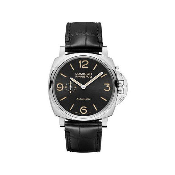 PANERAI LUMINOR DUE 3 DAYS ACCIAIO STAINLESS STEEL 45MM MEN'S WATCH