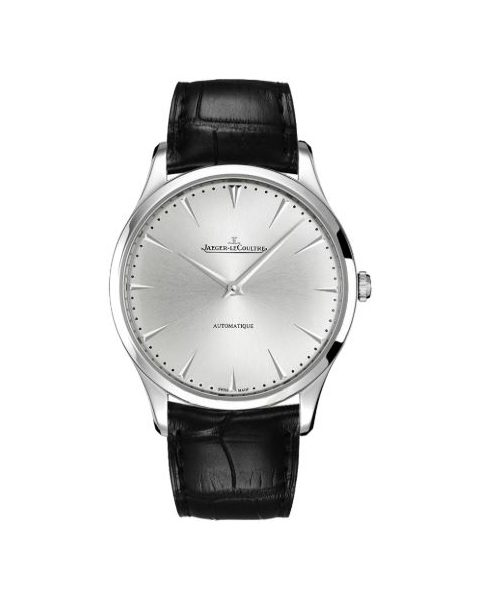 JAEGER LECOULTRE MASTER ULTRA THIN STAINLESS STEEL 41MM MEN'S WATCH