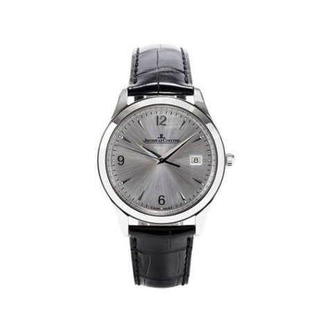 JAEGER LECOULTRE MASTER CONTROL STAINLESS STEEL 39MM MEN'S WATCH