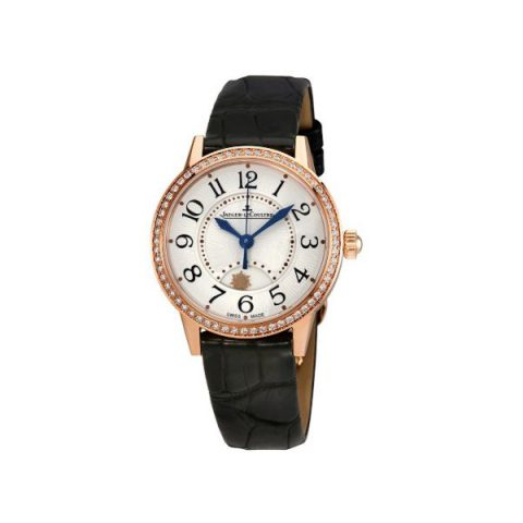 JAEGER LECOULTRE RENDEZ-VOUS DAY AND NIGHT 18KT ROSE GOLD 29MM LADIES WATCH