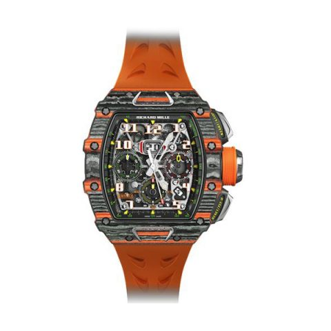 RICHARD MILLE MCLAREN FLYBACK CHRONOGRAPH AUTOMATIC LIMITED EDITION TO 500 PCS MEN'S WATCH