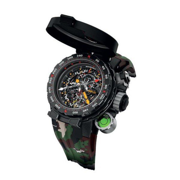 RICHARD MILLE TOURBILLON ADVENTURE SYLVESTER STALLONE LIMITED EDITION OF 20 PIECES MEN'S WATCH